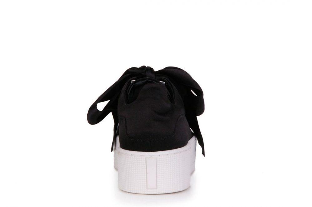 Grumman Γυναικεία Sneakers Mαύρο 99091-1-1