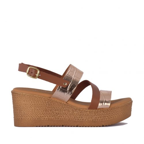Kalogeropoulos Shoes Γυναικείες Πλατφόρμες 49-08-1