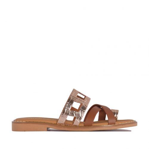 Kalogeropoulos Shoes Γυναικείες Σαγιονάρες 141-02-20