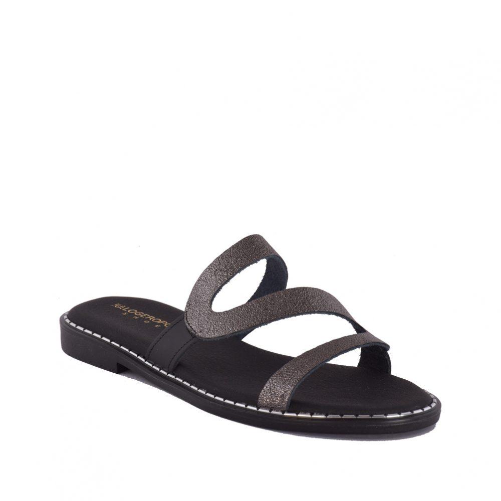 Kalogeropoulos Shoes Γυναικεία Παντόφλα 12-02-20