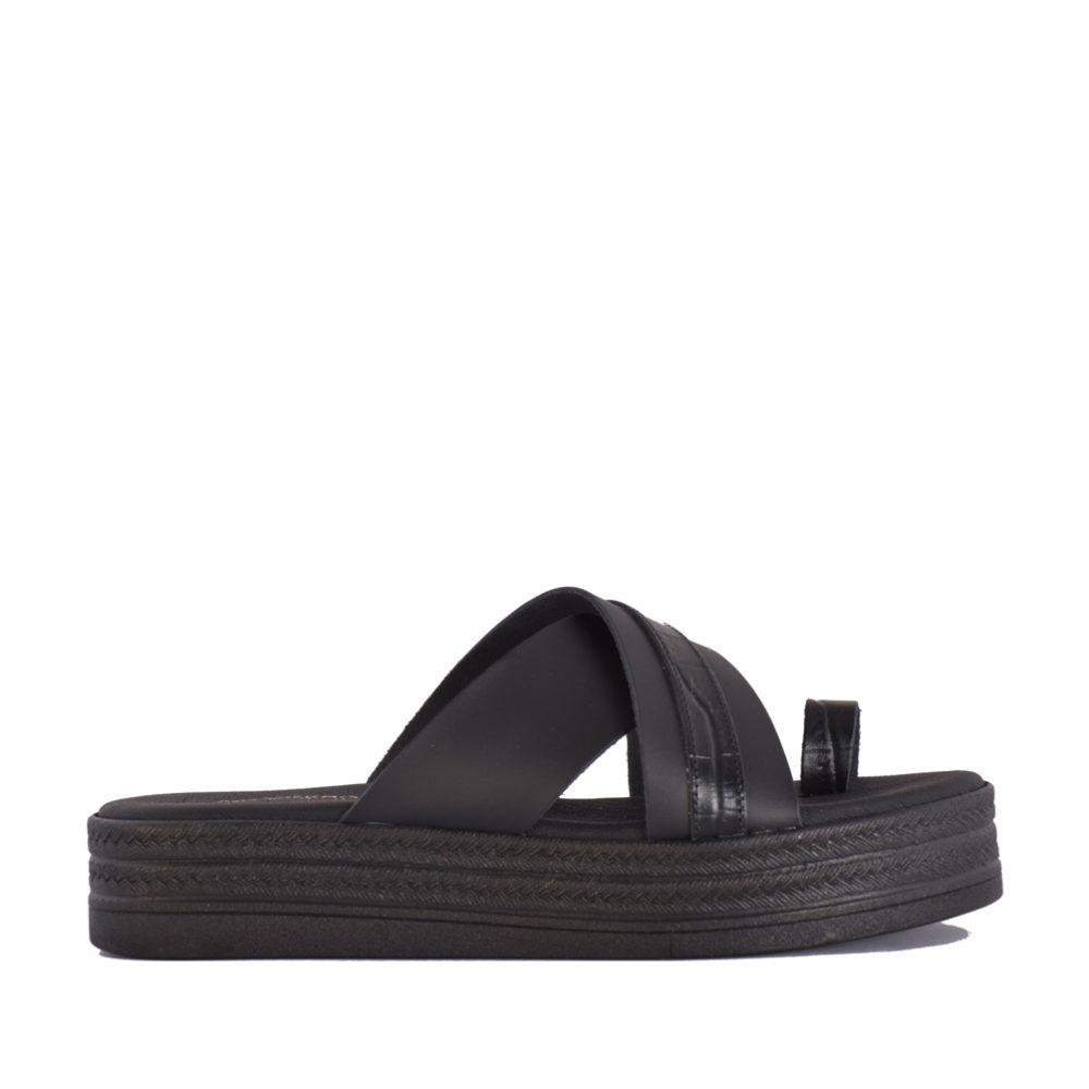 Kalogeropoulos Shoes Γυναικεία Παντόφλα 122-03-20