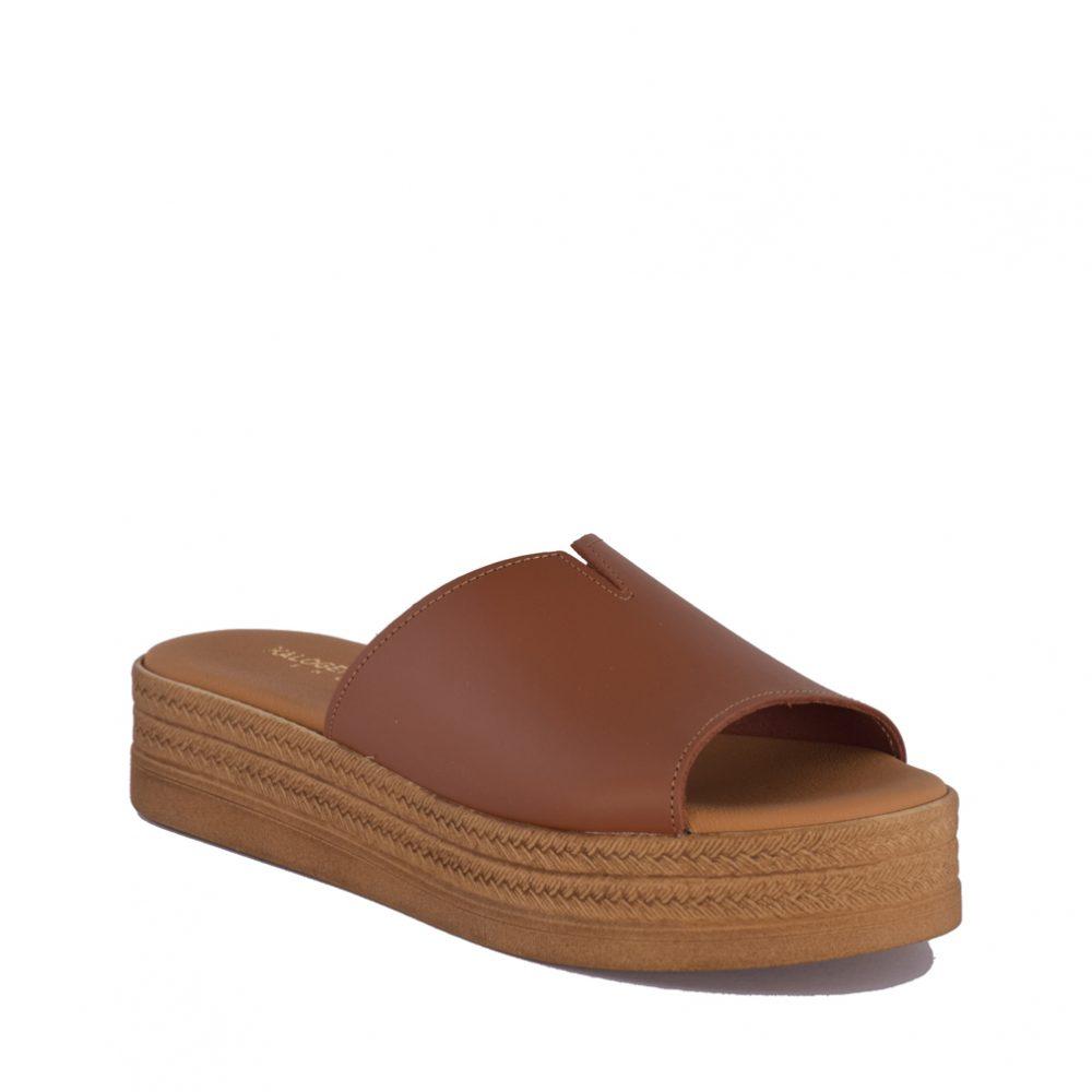 Kalogeropoulos Shoes Γυναικεία Παντόφλα 80-03-1