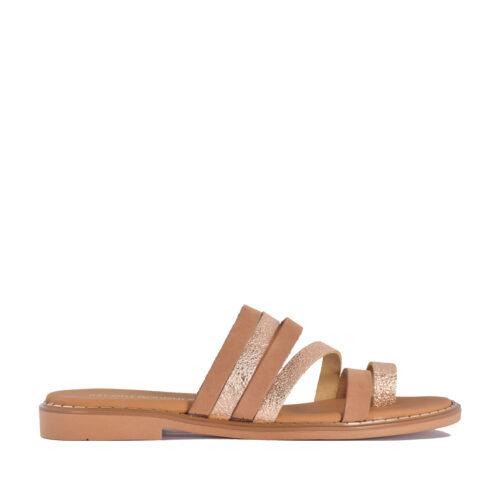 Kalogeropoulos Shoes Γυναικεία Παντόφλα 10-02