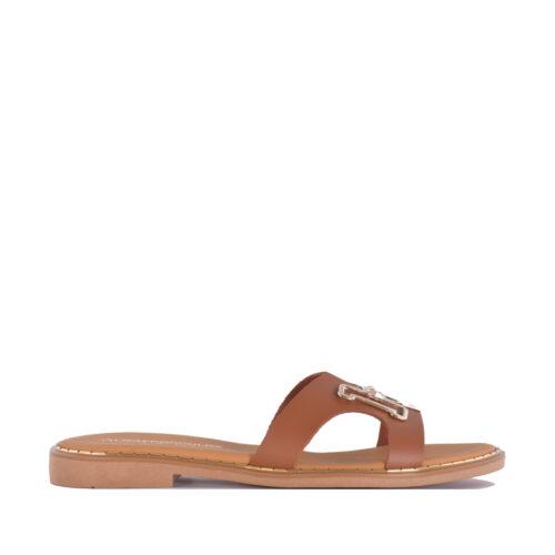 Kalogeropoulos Shoes Γυναικείες Παντόφλες H-02-2