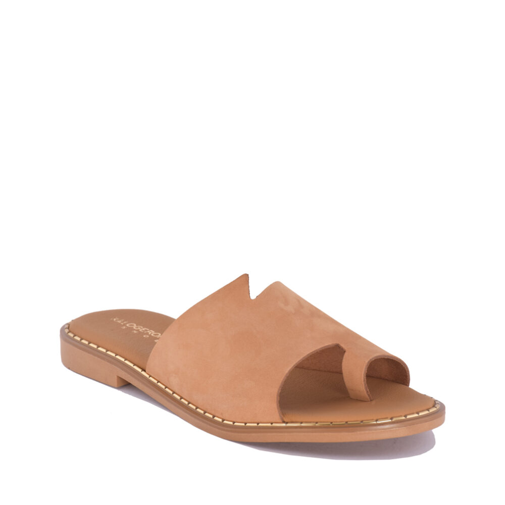 Kalogeropoulos Shoes Γυναικείες Παντόφλες 2-02