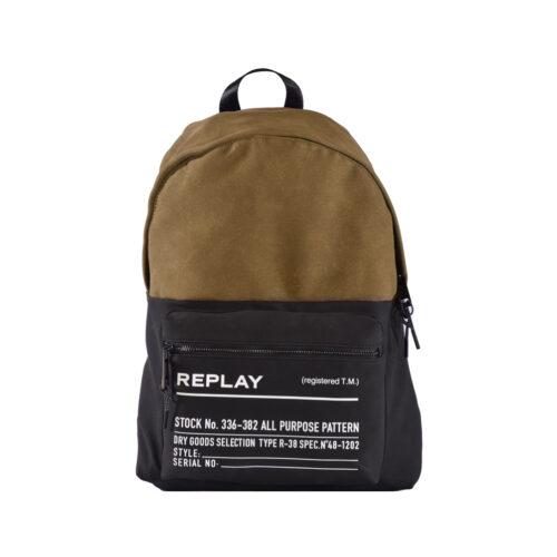Replay Ανδρική Two-Tone BagPack FM3404