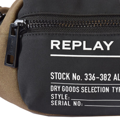 Replay Ανδρική Two-Tone Waist FM3405