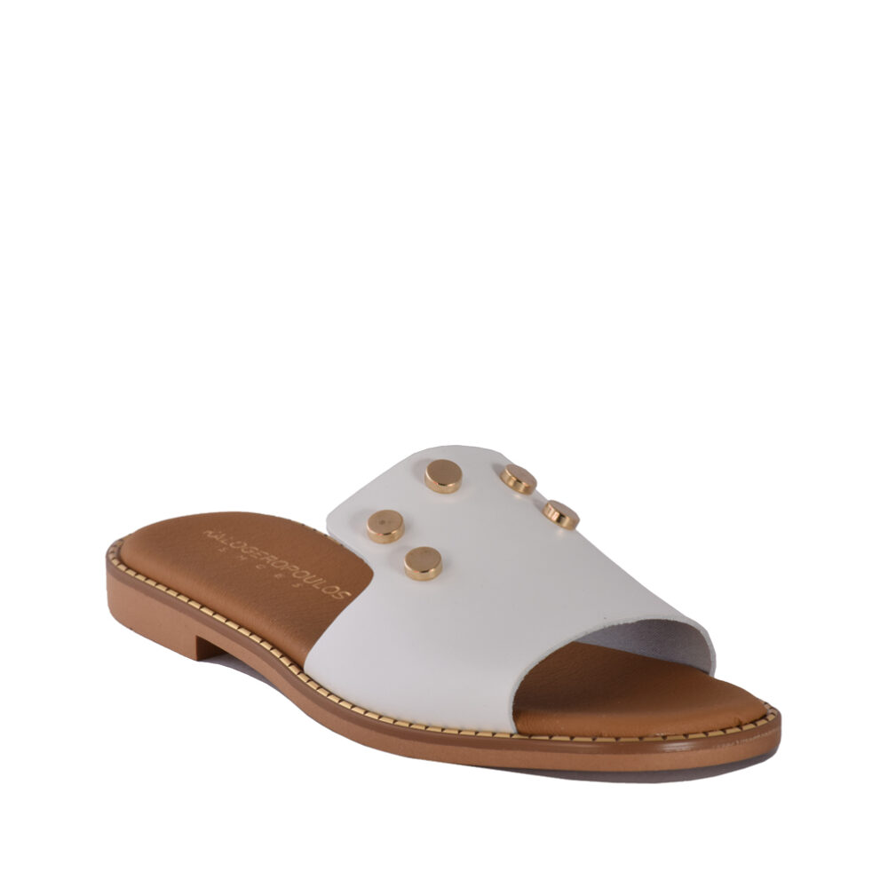 Kalogeropoulos Shoes Γυναικεία Παντόφλα 30-00