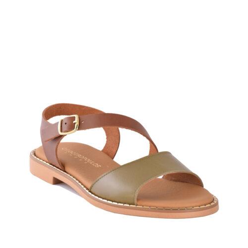 Kalogeropoulos Shoes Γυναικεία Σανδάλια 36-05-1
