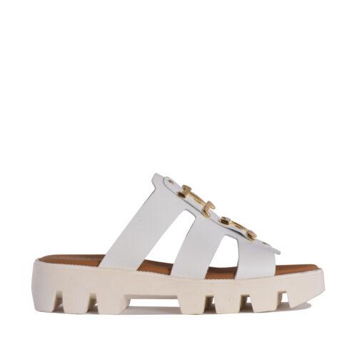 Kalogeropoulos Shoes Γυναικεία Παντόφλα 54-13-1