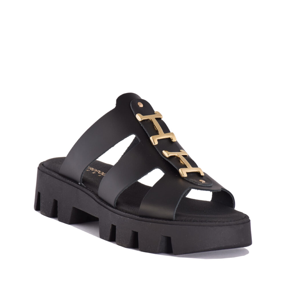 Kalogeropoulos Shoes Γυναικεία Παντόφλα 54-13