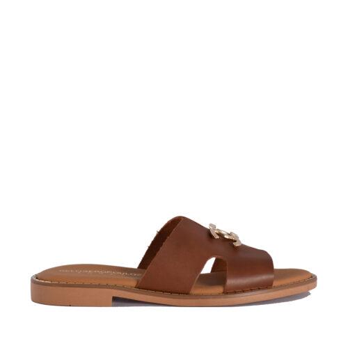 Kalogeropoulos Shoes Γυναικεία Παντόφλα 8-05