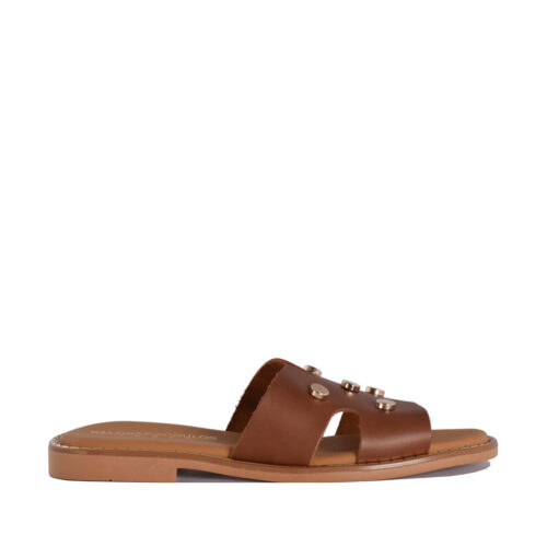Kalogeropoulos Shoes Γυναικεία Παντόφλα 49-00