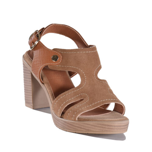 Kalogeropoulos Shoes Γυναικεία Πέδιλα 1008