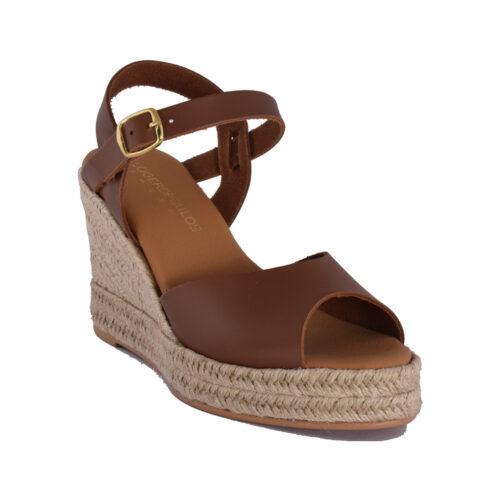 Kalogeropoulos Shoes Γυναικείες Πλατφόρμες 80-011