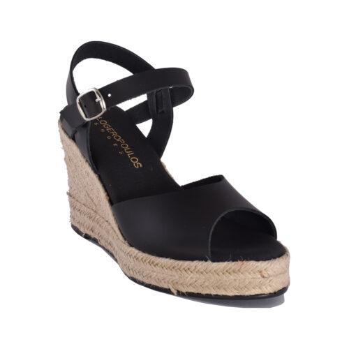 Kalogeropoulos Shoes Γυναικείες Πλατφόρμες 80-011-1