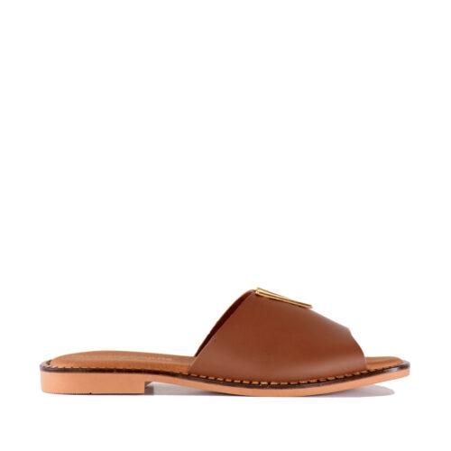 Kalogeropoulos Shoes Γυναικεία Παντόφλα 74-01-1