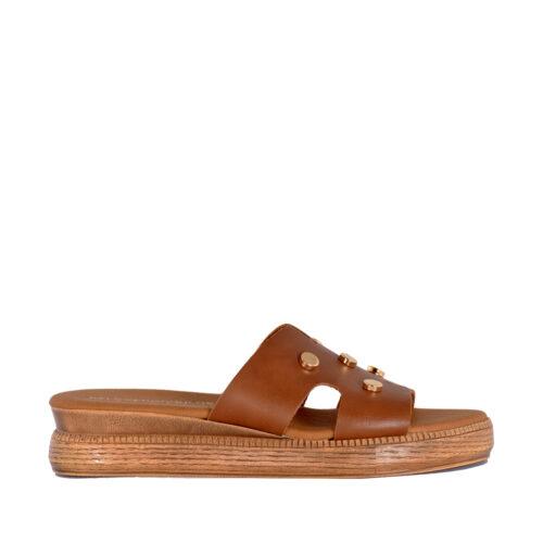 Kalogeropoulos Shoes Γυναικεία Παντόφλα 49-04-1