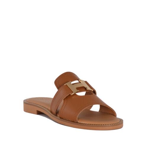Kalogeropoulos Shoes Γυναικείες Παντόφλες 180-1