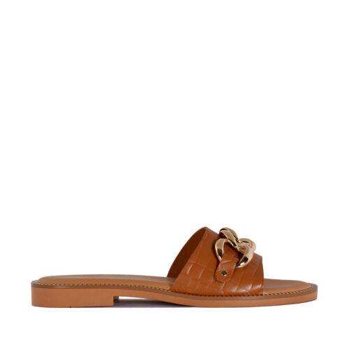 Kalogeropoulos Shoes Γυναικείες Παντόφλες 300-2